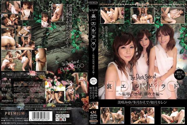 Miyu Misaki Karen Kisaragi Kaede Fuyutsuki in The Dark Side Of Eldorado