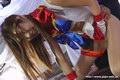 Kotone Amamiya in Futanari Heroine Pride